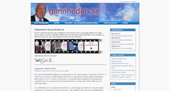 Preview of gunnheden.se